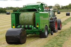 Jordbruksentreprenad